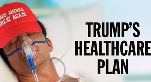 Presidente Trump presenta su opción para reemplazar el plan de salud Obamacare