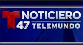 Noticiero 47 de Telemundo de las 11 de la noche es líder entre adultos de 18 a 34 años en cualquier idioma