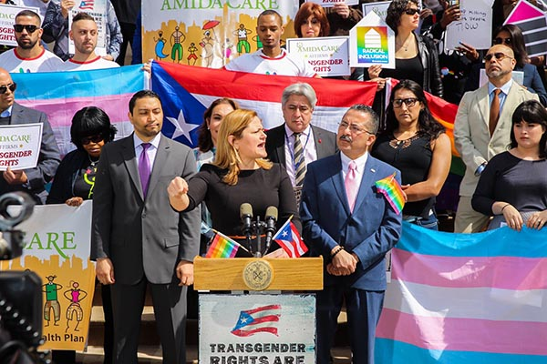 Protegiendo los derechos de los transgénero en Puerto Rico y el mundo