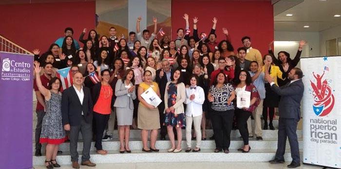 Desfile Nacional Puertorriqueño entrega 100 becas y honra a 5 líderes con Premio de Liderazgo Educativo