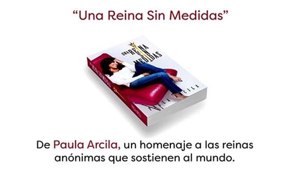 'Una reina sin medidas': libro de Paula Arcila en Consulado de Colombia en NY