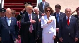 Presidente Trump en Israel