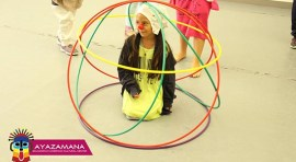 Ayazamana con programa de verano cultural para niños
