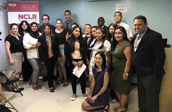'Trabajadores latinos en desventaja': Concilio Nacional de la Raza (NCLR)