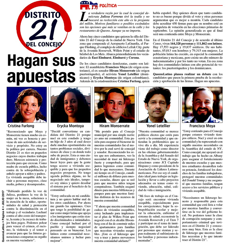 **QUEENSLATINO EDITION #82 JUNIO 2017.indd