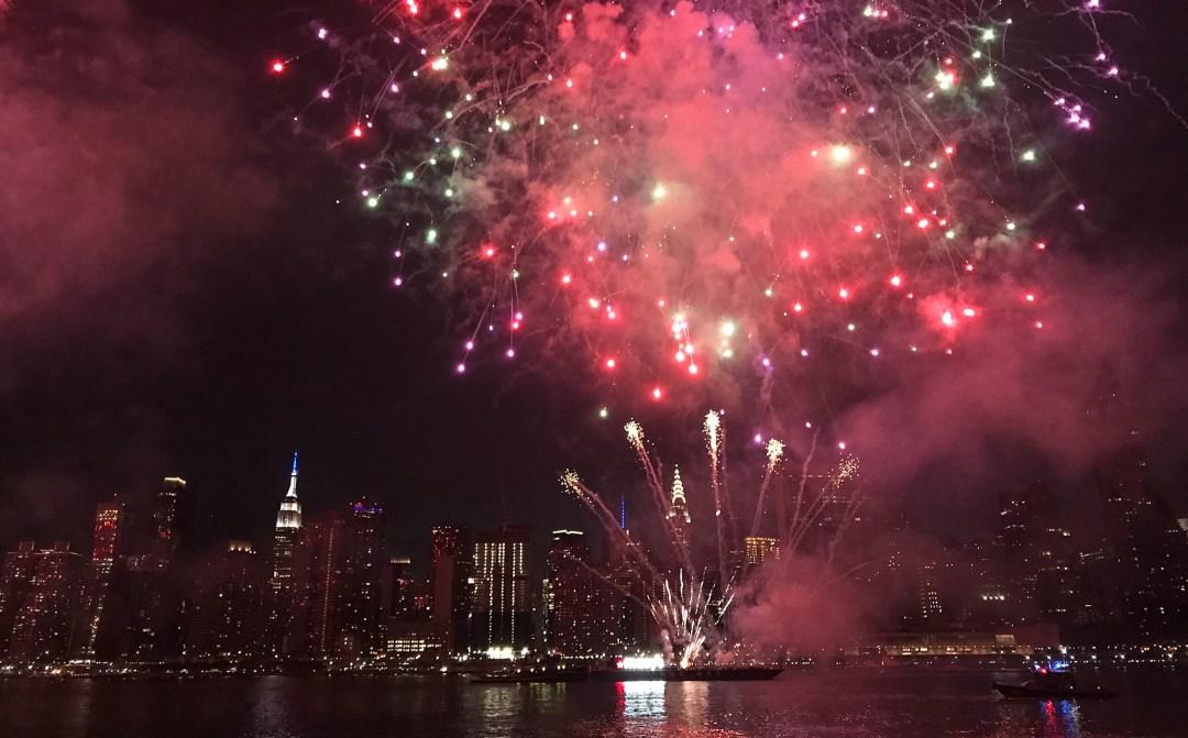 Macy's celebra en NYC el Día de Independencia