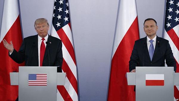 Trump: Rusia interfirió en elecciones de EE.UU.
