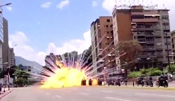 Venezuela arde por Constituyente