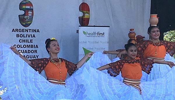 Healthfirst Celebrates With Junta Hispana At Flushing Park