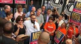 Coalition of Women and Politicians Endorses Francisco Moya for City Council 21 in Queens