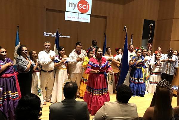 Centroamérica celebra su Independencia en Queens