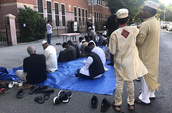 La Fiesta del Cordero de la comunidad musulmán se celebra en Queens