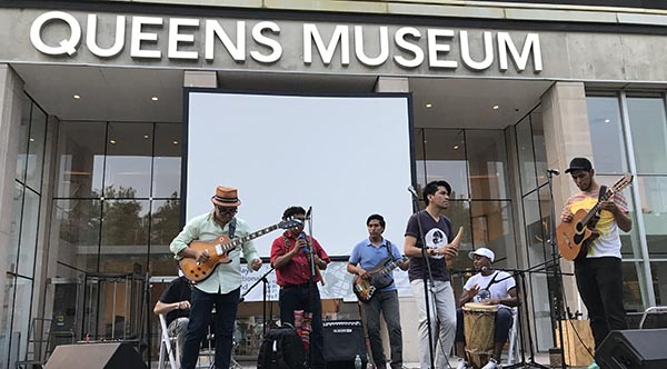 Queens Council on the Arts aumenta fondos para artistas y grupos artísticos