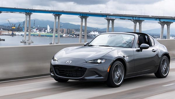 Tu carro Mazda MX-5 Miata es un eclipse total