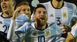 EE.UU. no va al Mundial de Fútbol, Panamá si y Argentina va con 3 goles de Messi (si si Colombia)