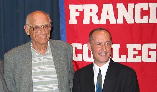 St. Frances Colleges Celebrates Arthur Miller Birthday Commemoration this October 21