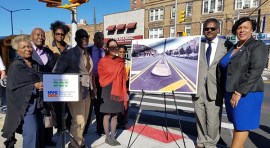 Jamaica Avenue in Queens Gets Better for Traffic and Pedestrians