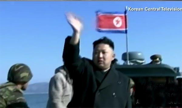 Corea del Norte juega con fuego