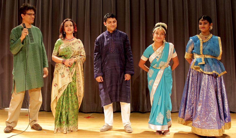 Grupo autóctono de Bangladés.