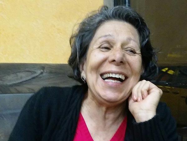 Maggy Hoffman dice que hay que vivir sin miedo y disfrutar el momento