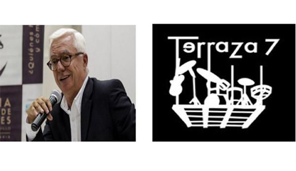 Jorge Robledo de el Polo estará en Terraza7 el viernes 8 de diciembre