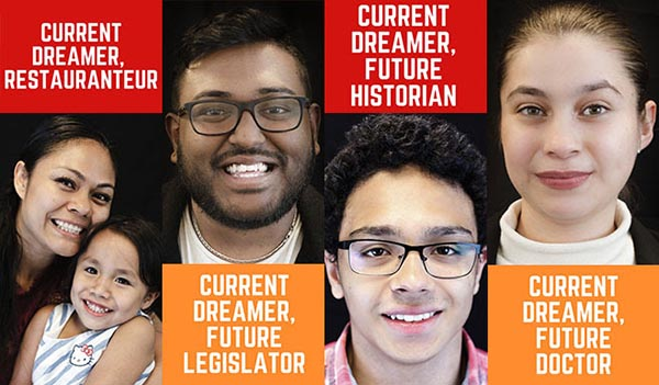 Join The Hispanic Federation's Face of Dreamers Campaign