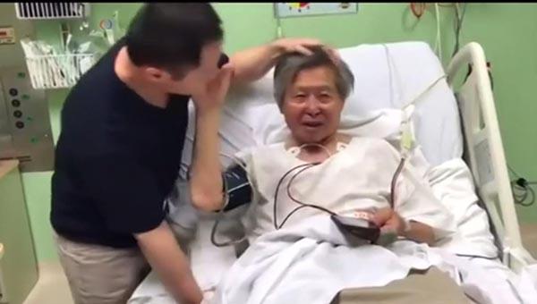 Presidente de Perú indulta a Alberto Fujimori quien pide perdón