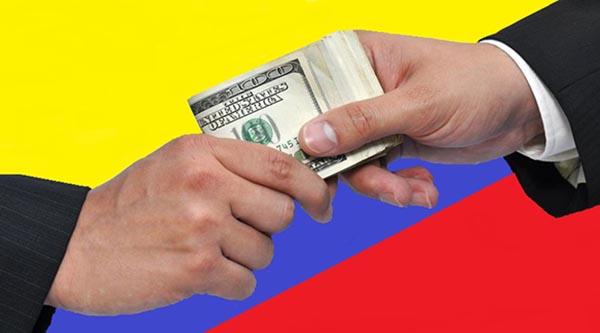 Coalición Colombia contra la corrupción
