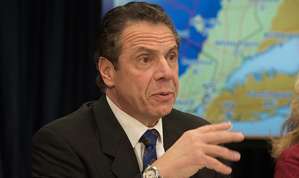 Governor Cuomo Concerned With Increase in ICE Raids