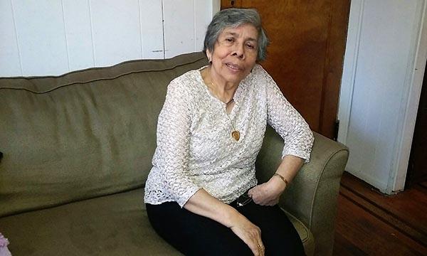 Esther Vargas vence el cáncer y la epilepsia