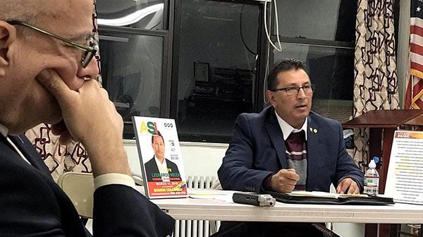 Foro de candidatos al Congreso de Colombia