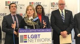 Inauguran red de apoyo gay en Queens