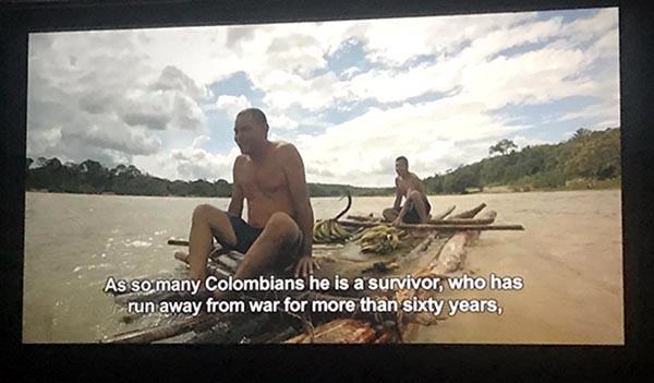 Festival de Cine Colombiano arranca en NY con la paz