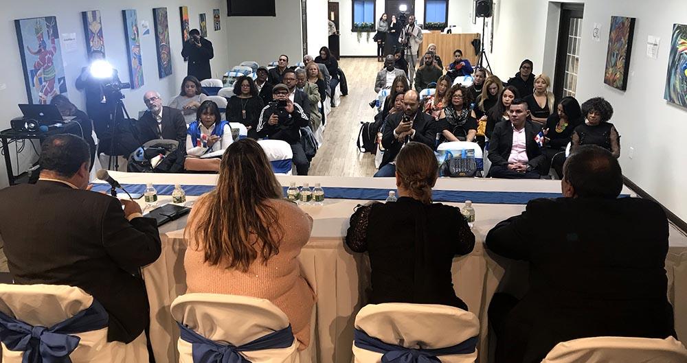 El público que asistió al encuentro El periodista independiente en la era digital.