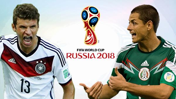 Copa Mundo 2018: Corazón de México Vs táctica de Alemania