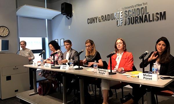 NYC dialoga con prensa étnica de mercadeo en los medios