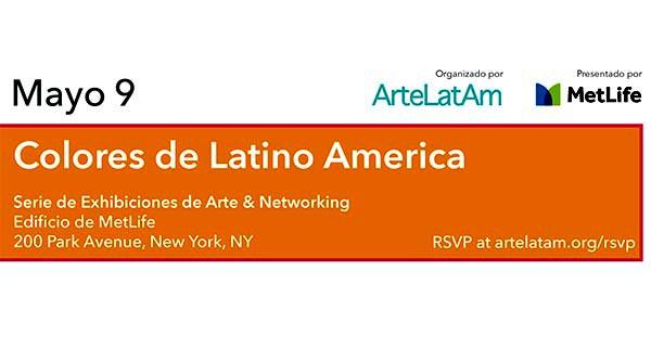 ArteLaTAm exhibe artistas en Metlife Building de NY