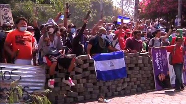 Nicaragua suspende diálogo por falta de consenso