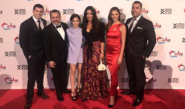 Gala Cielo de la Comisión Latina sobre el SIDA en NY