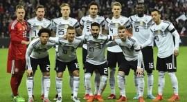 Una semana para Copa Mundo y Alemania no es favorita
