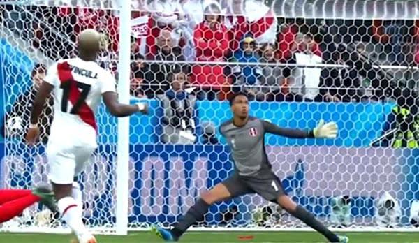 Perú cae ante Francia 1-0 en la Copa Mundo Rusia 2018