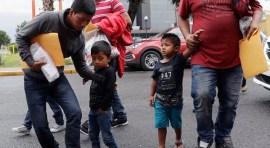 Trump dejará de separar familias en la frontera con México