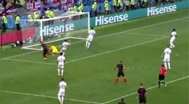 Croacia enfrenta a Francia en final de Copa Mundo en Rusia