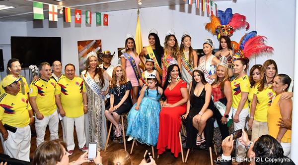 Desfile Colombiano de Nueva York este domingo 22 de julio