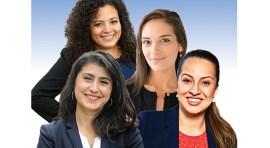 Cuatro candidatas colombianas buscan elección en NY
