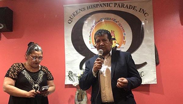 Desfile Hispano de Queens por la unión de latinos de NY