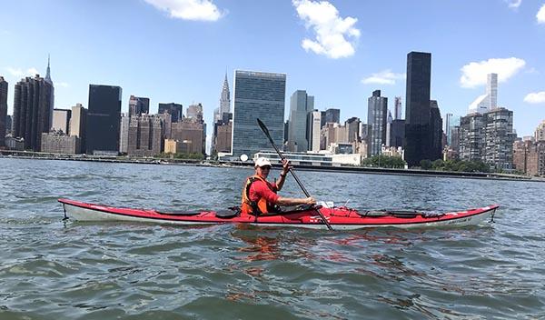 Manhattan Kayak Circumnavigation (VIDEO)