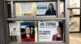 Votantes latinos en Queens están a la deriva
