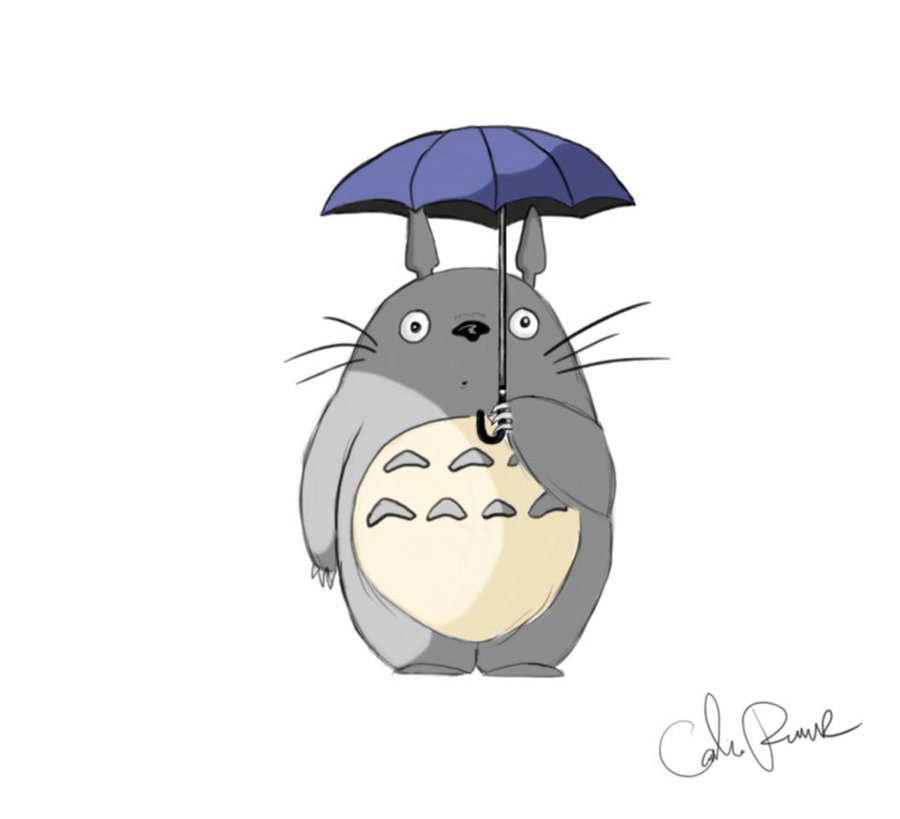 Cute Totoro Wallpaper 301 Moved Permanently