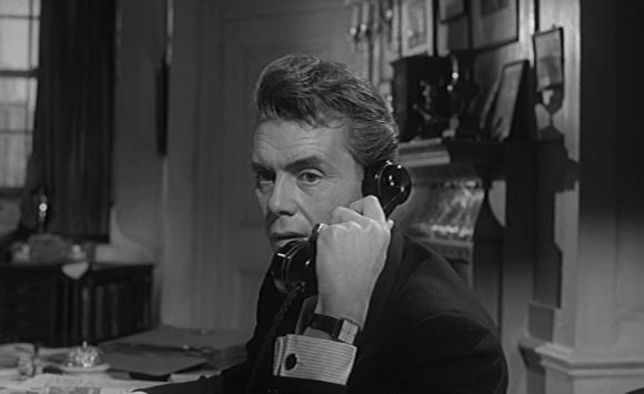 Dirk Bogarde in Victim (1961).